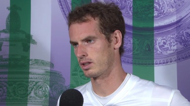 Video «Andy Murray im Interview (englisch)» abspielen