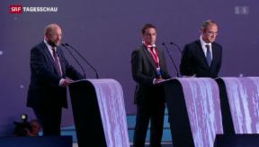 Video «EU-Parlament rückt nach rechts» abspielen