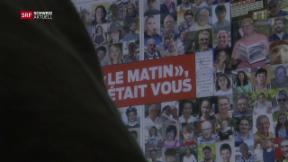 Video «Letzte «Le Matin»-Ausgabe » abspielen