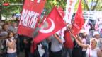 Video «Ungewöhnlicher Prozess in der Türkei» abspielen