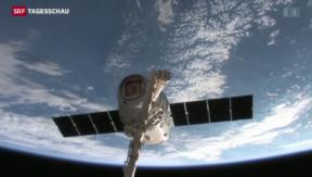 Video «Probleme in der russischen Raumfahrt» abspielen