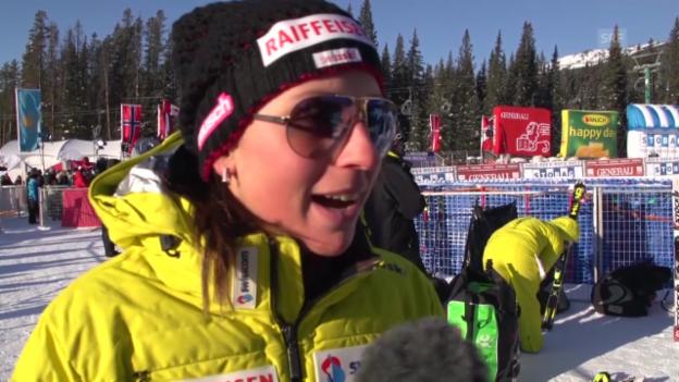 Video «Marianne Kaufmann-Abderhalden im Interview» abspielen