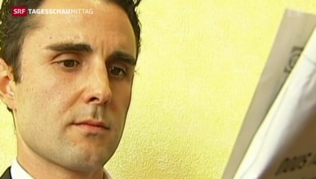 Video «Bundesanwaltschaft klagt Falciani an» abspielen