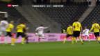 Video «Rang 10: Servettes Vitkieviez gegen YB (1 %)» abspielen