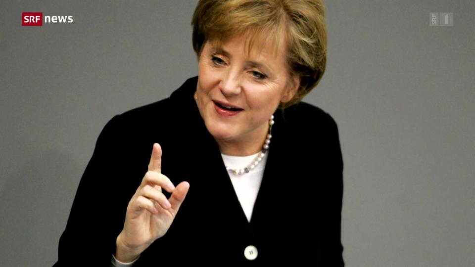 Aus dem Archiv: Die Ära Angela Merkel geht zu Ende