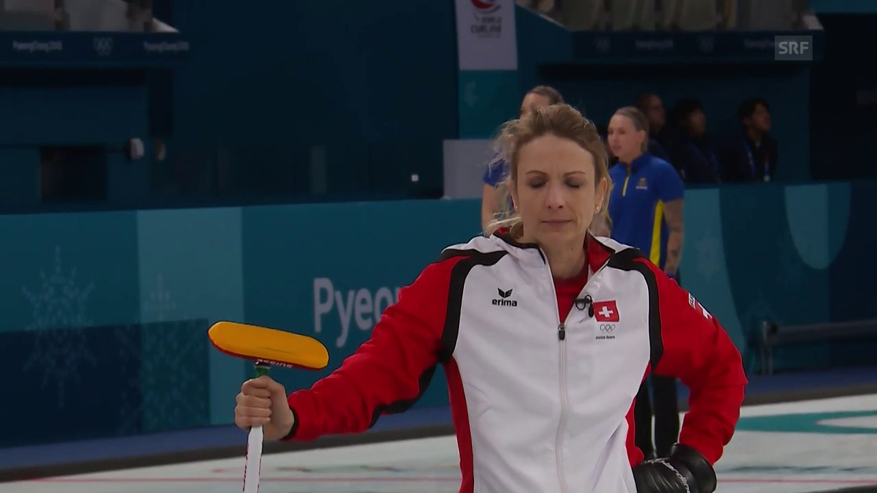 Schweizer Curlerinnen spielen glücklos