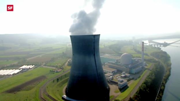 Video «Energiewende: Wissenschaftler kritisieren Atomausstieg» abspielen