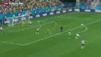 Video «Frankreich setzt sich gegen Nigeria durch» abspielen