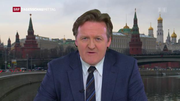 Video ««Russland investiert extrem viel in die Sicherheit»» abspielen