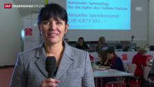 Video «Priska Spörri: «Wir knacken bald die 7-Millionen-Grenze»» abspielen