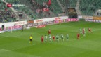 Video «Fussball: Super League» abspielen