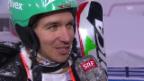 Video «Ski alpin: WM 2015 Vail/Beaver Creek, Slalom der Männer, Neureuther im Interview» abspielen