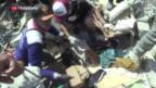 Video «Vulkan «Soputan» auf Sulawesi ausgebrochen» abspielen