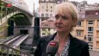 Video «FDP Waadt schickt Isabelle Moret ins Rennen» abspielen