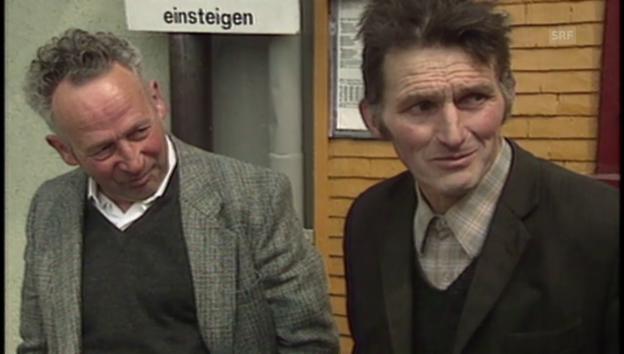 Video ««Gestört haben sie nicht» – Reaktionen der Innerrhoder» abspielen