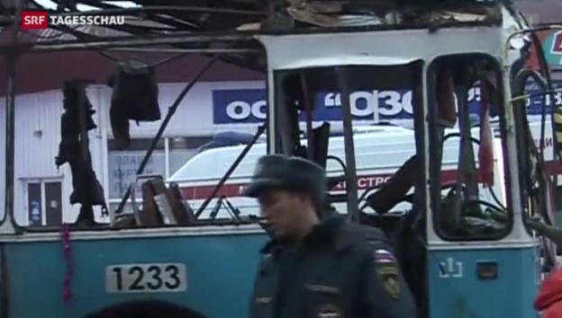 Video «Wolgograd im Bomben-Terror» abspielen