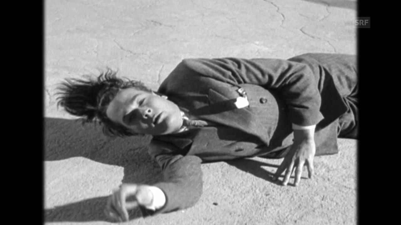 Im Hollywood der 30er wurde geballert, geraubt und gemordet