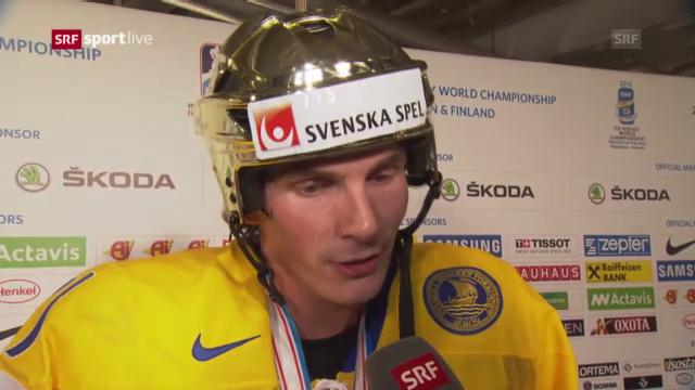 Interview mit Loui Eriksson