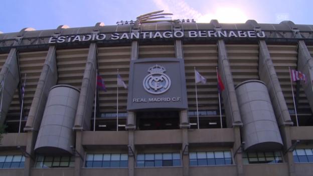 Video «Estadio Santiago Bernabeu: Mehr als ein Stadion» abspielen