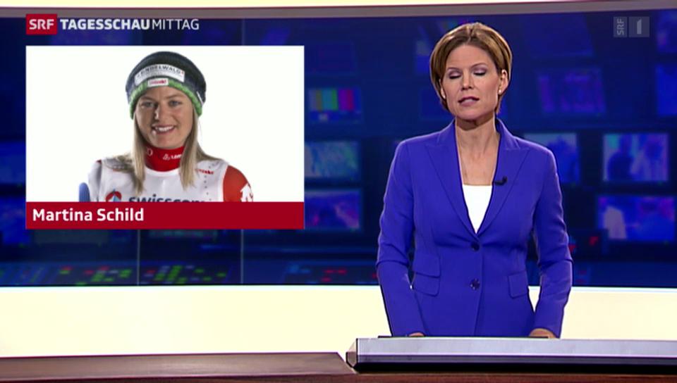 Rücktritt von Martina Schild