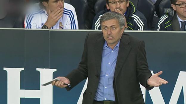 Video «José Mourinho im Porträt» abspielen