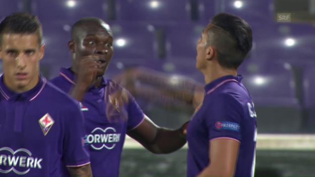 Video «Die Fiorentina demütigt Karabach» abspielen