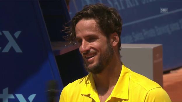 Video «Lopez: «Darauf habe ich 10 Jahre gewartet»» abspielen