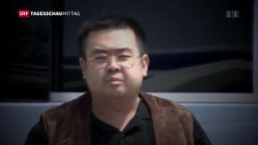 Video «Kim Jong-nam: Verdacht auf Auftragsmord» abspielen
