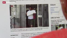 Video «Totgeburt bei Rückschaffung: Autopsie-Bericht liegt vor » abspielen