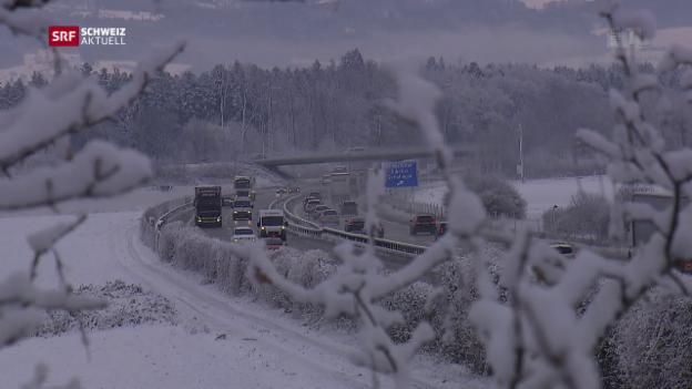 Video «Schweiz aktuell vom 01.12.2017» abspielen