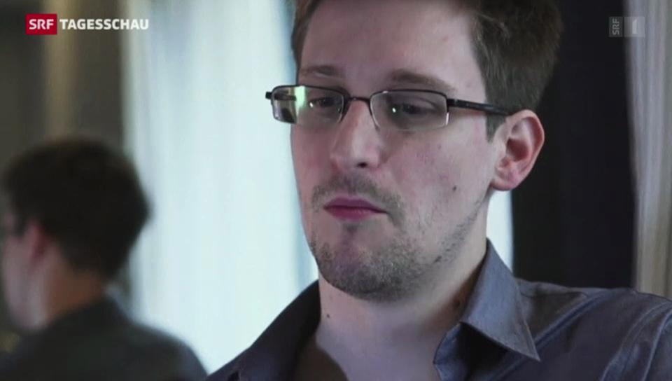 Snowden bringt NSA-Affäre ins Rollen
