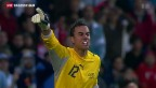 Video «Diego Benaglio tritt als Nati-Goalie zurück» abspielen