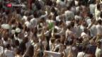 Video «Spanien demonstriert Einigkeit» abspielen