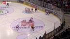 Video «Eishockey: Lugano - Lausanne» abspielen