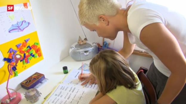 Video «Über Sinn und Unsinn von Hausaufgaben» abspielen