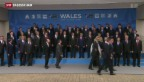 Video «Nato stärkt der Ukraine den Rücken» abspielen
