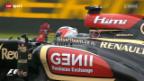 Video «Formel 1: GP Australien in Melbourne» abspielen