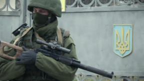 Video «Kampf um die Krim » abspielen