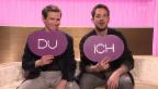 Video ««Ich oder Du» mit Joel Basman und Marc Benjamin» abspielen