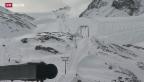 Video «Skigebiete wollen Strom sparen» abspielen