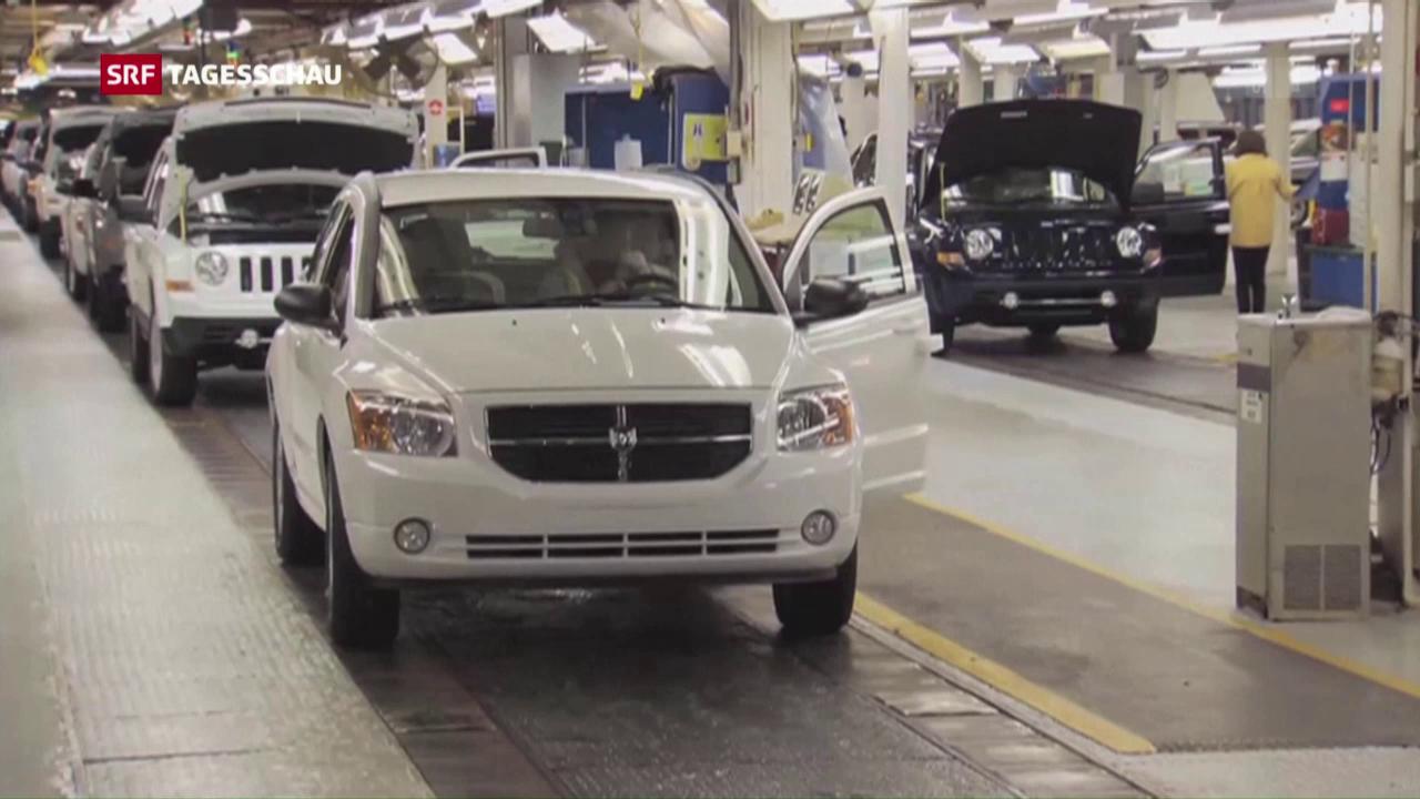 Fiat Chrysler im Visier der US-Behörden