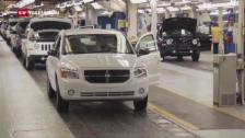 Video «Fiat Chrysler im Visier der US-Behörden» abspielen