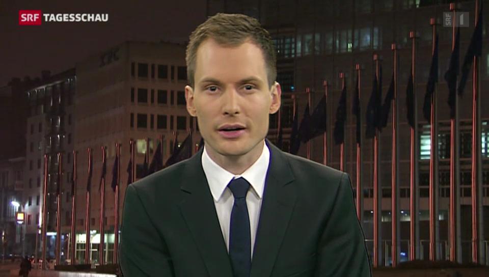 SRF-Korrespondent Preuer: Keine Mehrheit für Wirtschaftssanktionen