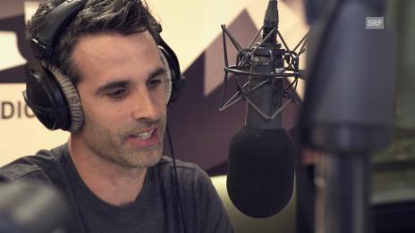 Video «Philippe Gerber gibt den Startschuss» abspielen