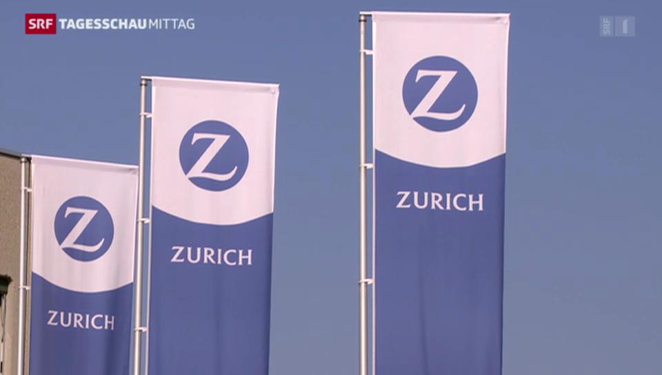 Zürich reduziert Geschäftstätigkeit in Russland