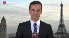 Video «Will Hollande in Syrien Russland zuvorkommen?» abspielen