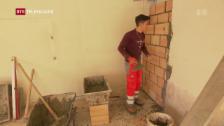 Laschar ir video «Sumvitg – abitaziuns per glieud giuvna en chasa da scola veglia»