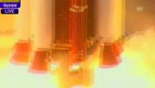 Video «Der Start der indischen Marsmission ist gelungen» abspielen