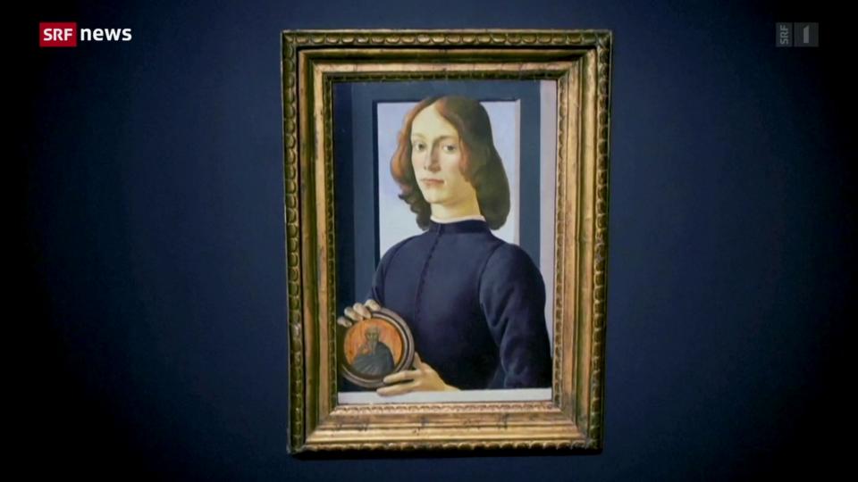 Auktionsrekord für Botticelli-Porträt