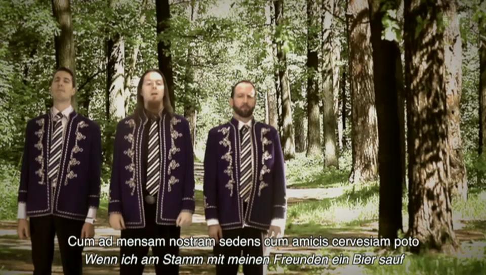 Eurovision Song Contest: Wikinger, Freaks und schräge Vögel